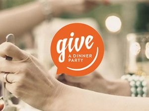 Social foodie site GiveADinnerParty to raise funds for charity