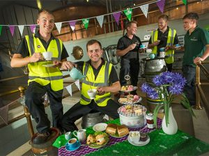 Greene King supports Macmillan with coffee and cake in its pubs