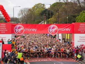 The 2017 Virgin Money London Marathon in numbers