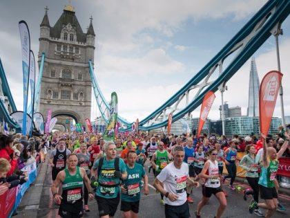 The 2017 Virgin Money London Marathon in six tweets