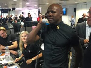Chris Eubank & Tom Hardy lend support to BGC annual charity day