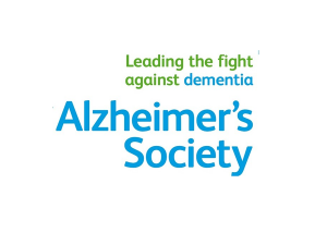 Alzheimer's Society receives £1m donation from individual supporter