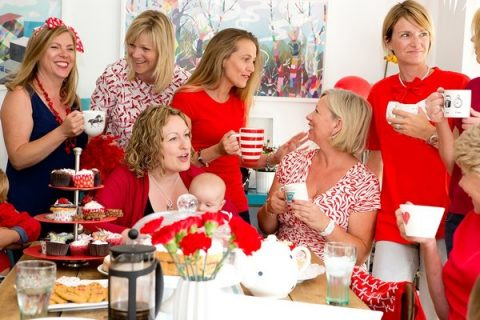 BHF coffee morning