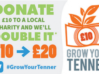 Grow Your Tenner launch date announced