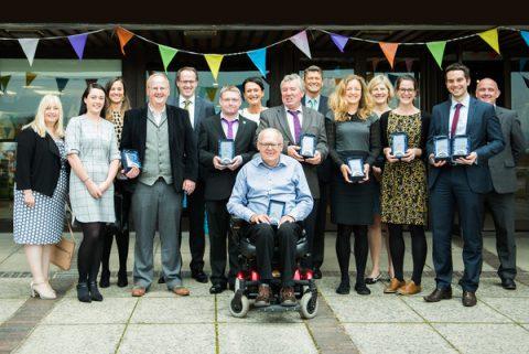 ScottishPower Foundation Award winners