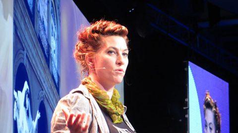 Amanda Palmer at IFC 2016