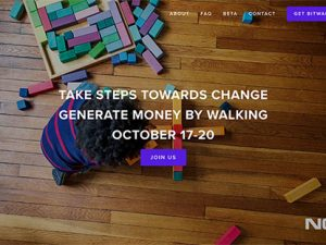 Bitwalking and Nokia launch first digital currency charity walk