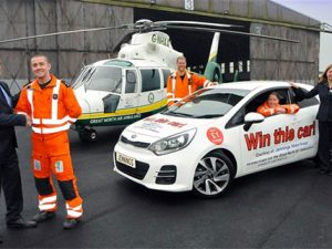 Jennings Motor Group fundraising drive for Great North Air Ambulance