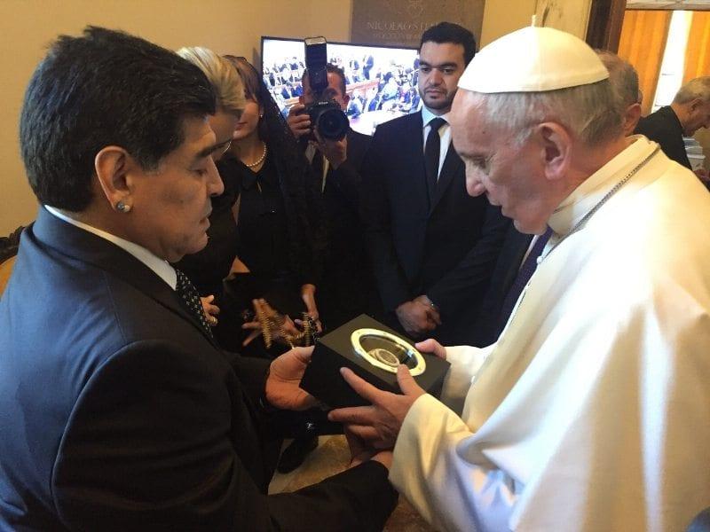 Maradona & Pope
