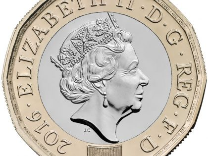 12 ways charities are fundraising #PoundForPound with the new £1 coin