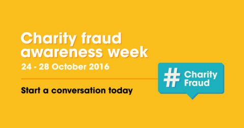 charity Fraud Awareness Week
