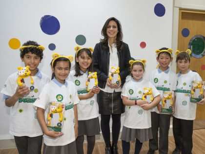 Lloyds Bank unveils new Pudsey moneybox for BBC Children in Need