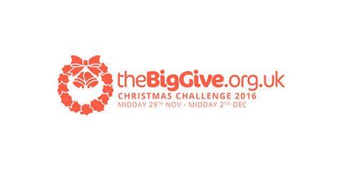 Big Give Christmas Challenge 2016
