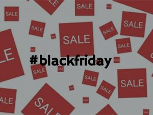 9 kinds of fundraising activity on Black Friday