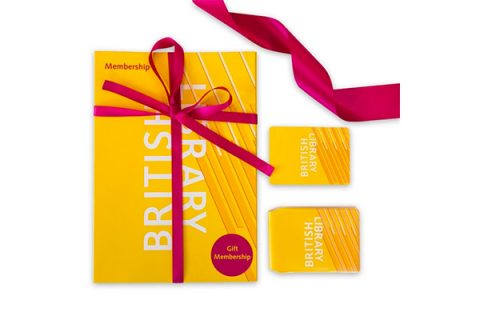 British Library membership package