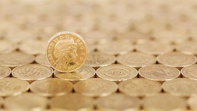 pound coins money