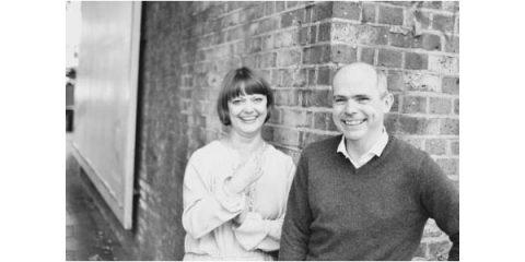 Imogen Ward and Tobin Aldrich