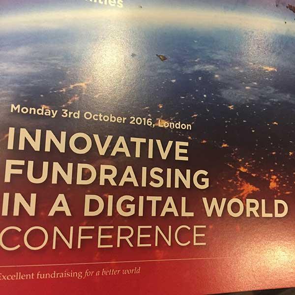 Institute of Fundraising's Innovative Fundraising in a Digital World
