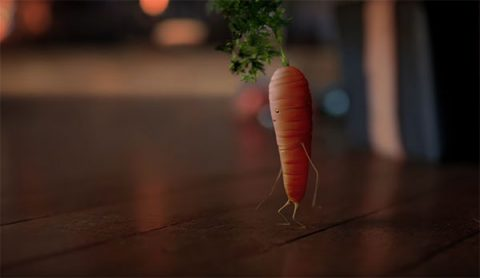 Kevin the Carrot - Aldi Christmas TV advert 2016
