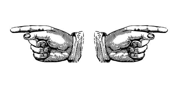 Left and and right hands - images: Pixabay.com