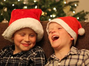 Harrison's Fund launches annual Bah Humbug campaign