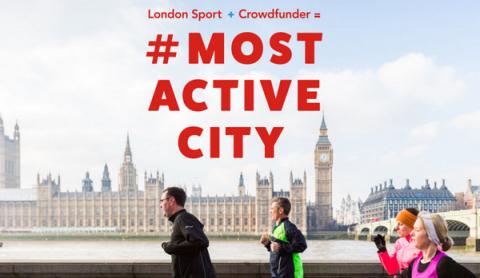 Crowdfunder London Sport