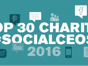 Top 30 social CEOs of 2016 revealed