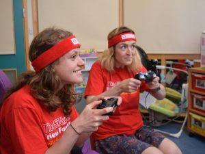 Sick Kids Save Point charity gaming marathon reaches £100,000 landmark