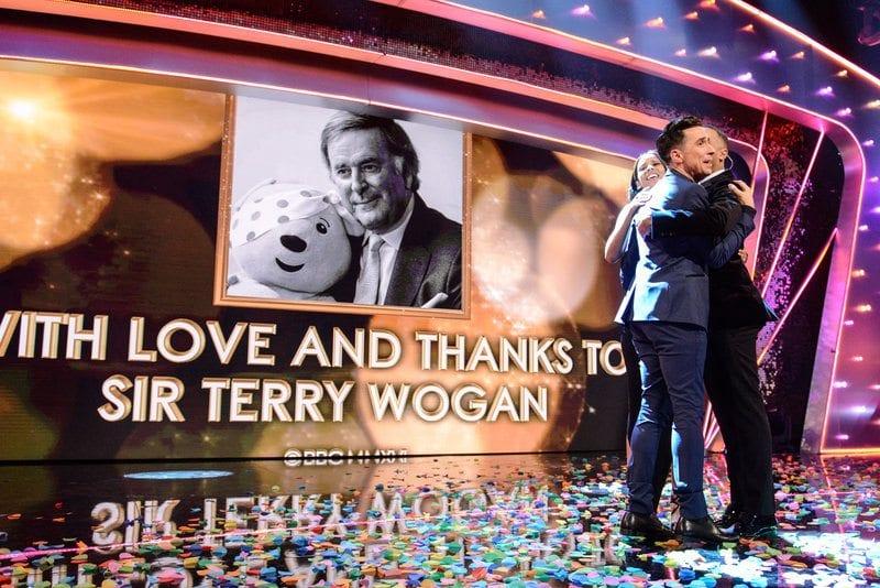 Terry Wogan Children in Need 2016