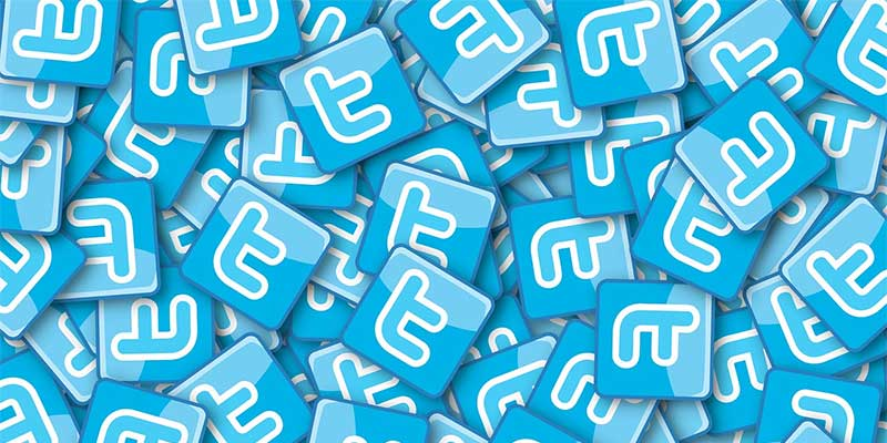 Twitter logos - Pixabay.com
