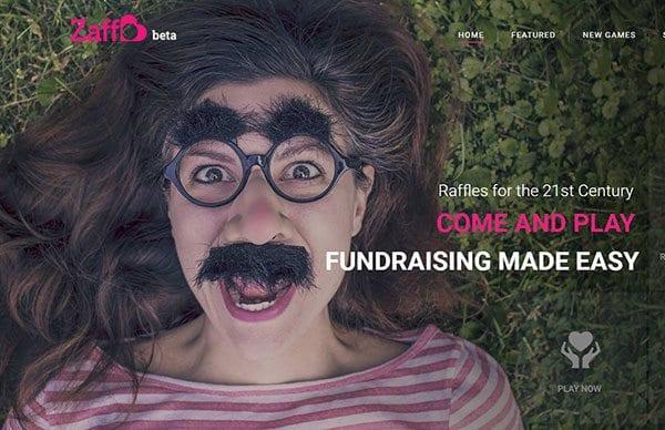 online raffle fundraiser