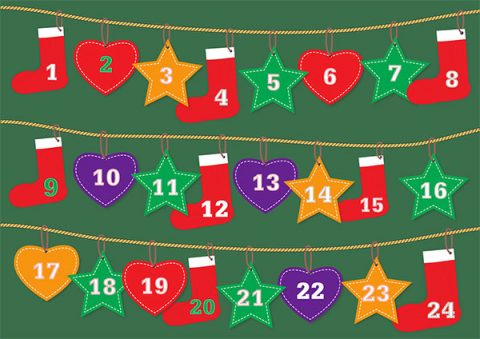 Advent calendar - image: Pixabay