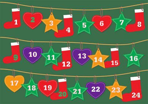 Advent calendar - image: Pixabay