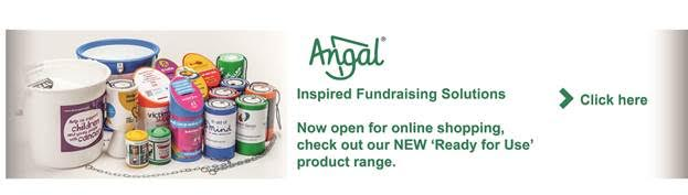 Angal - inspired fundraising solutions