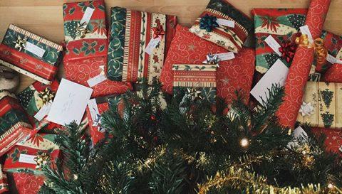 Christmas presents - Unsplash.com