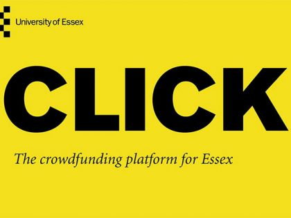 Celebrating one year of crowdfunding at the University of Essex