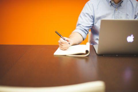 writing working