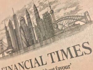 Financial Times moves from seasonal appeal to charitable initiative