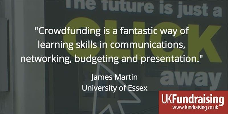 James Martin quote