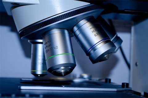 Microscope in research - image: Pixabay.com