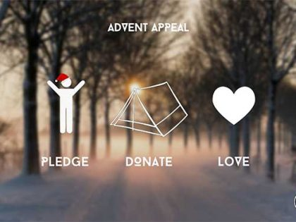 Grassroots charities join forces for £1 a day reverse Advent appeal