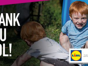 Lidl UK beats target to raise £1.6m for CLIC Sargent
