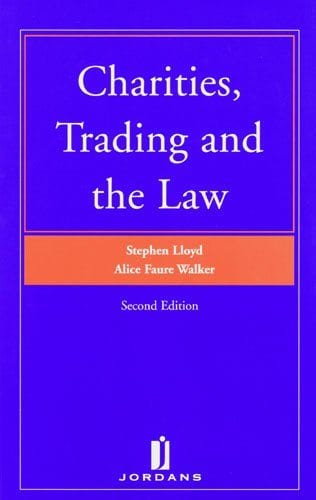 Charities, Trading and the law