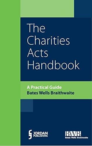 The Charities Acts Handbook