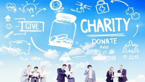 Charity Give Donate