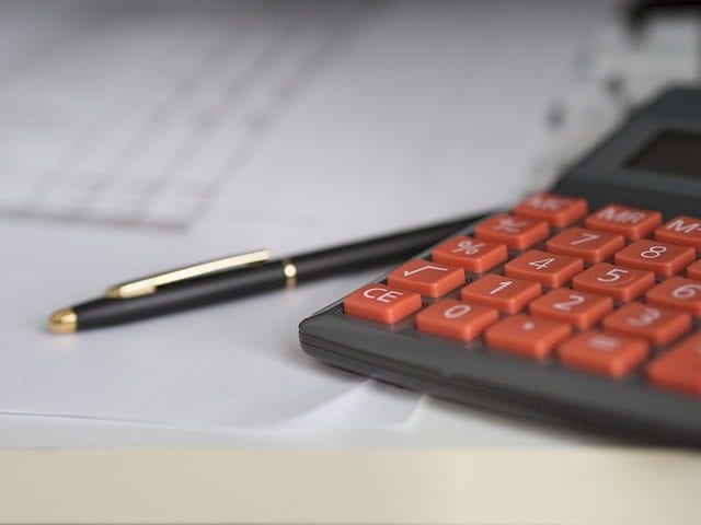business accounts calculator