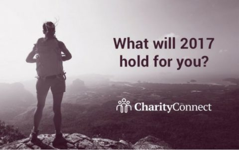 CharityConnect - what will 2017 hold for you?