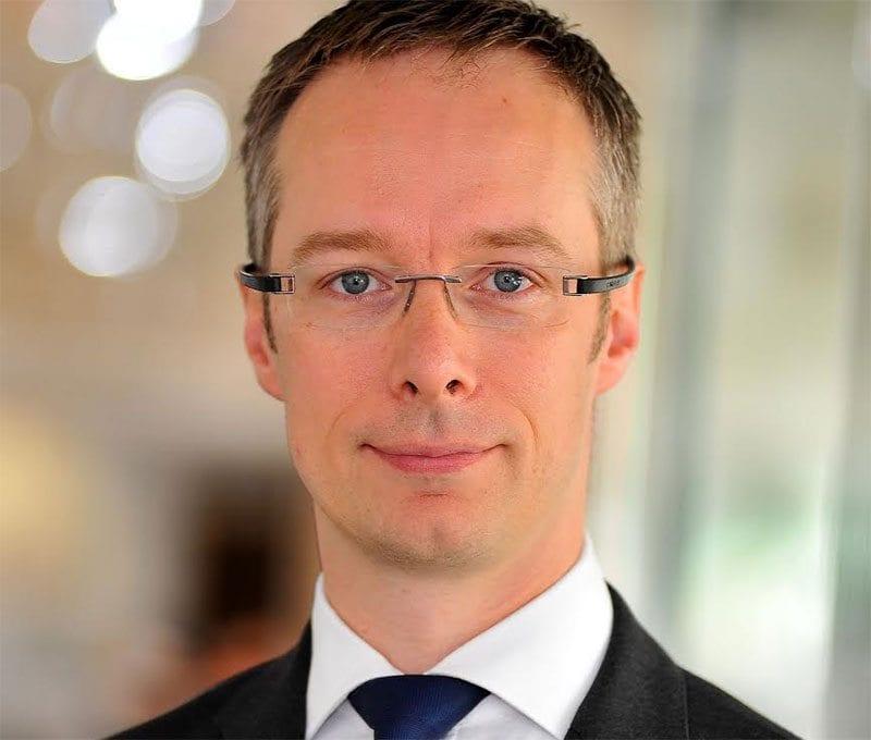 Chris Berisford, Finance Director, PHMG