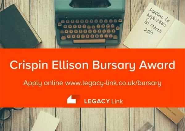 Crispin Ellison Bursary Award