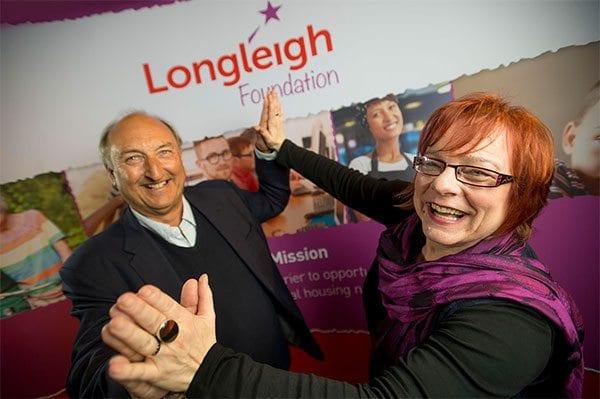Longleigh Foundation launch